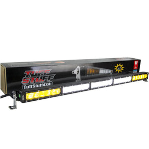 Tuff Stuff® LED Light Bar, Single Row - Tuff Stuff 4x4 & Tuff Stuff Overland