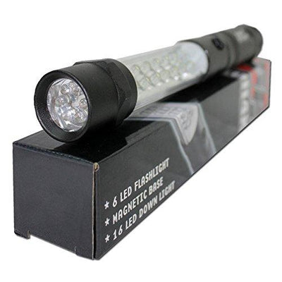 Perfect for airing down tires/ filling up tires at night Directional flash light & Work light all in one LED bulbs are much the best rigidity & longevity