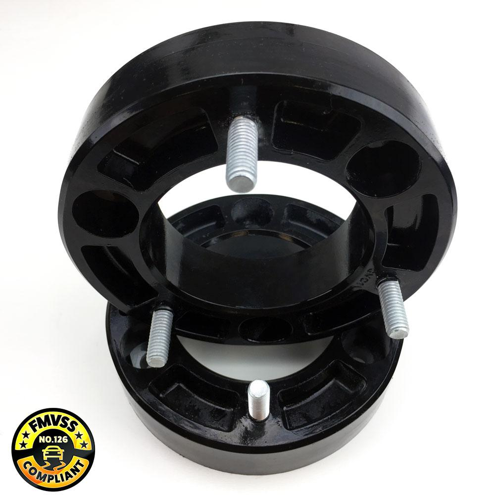 "Maintains factory ride quality No drilling required for installation approx 2-3 hr installation (requires alignment after install) Increases ground clearance to allow up to 35"" tires (tested on stock rims) Does not require disassembly of your factory strut to install"