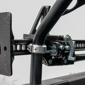 "Tuff Stuff® Off-Road Tube Bracket, Jack Mounting, 1.5"" - Tuff Stuff 4x4 & Tuff Stuff Overland"