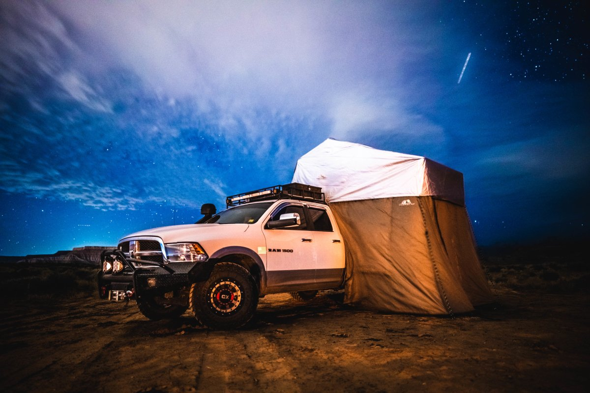 Tuff Stuff® Overland Roof Top Tent Xtreme Weather Covers - Tuff Stuff Overland - Xtreme Weather Cover
