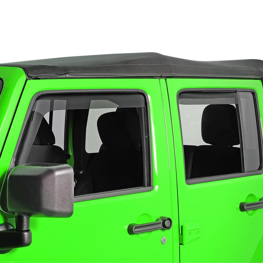 Tuff Stuff® Rain Shield Set - Tuff Stuff 4x4 & Tuff Stuff Overland