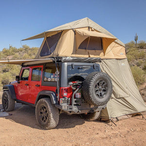 "Tuff Stuff® ""Ranger"" Overland Roof Top Tent, 3 Person - Tuff Stuff 4x4 & Tuff Stuff Overland"