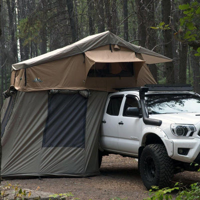 "Tuff Stuff® ""Ranger"" Roof Top Tent & Annex Room, 3 Person - Tuff Stuff 4x4 & Tuff Stuff Overland"