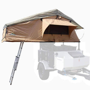 "Tuff Stuff® ""Ranger"" Roof Top Tent & Annex Room, 3 Person - Tuff Stuff Overland - Roof Top Tent"