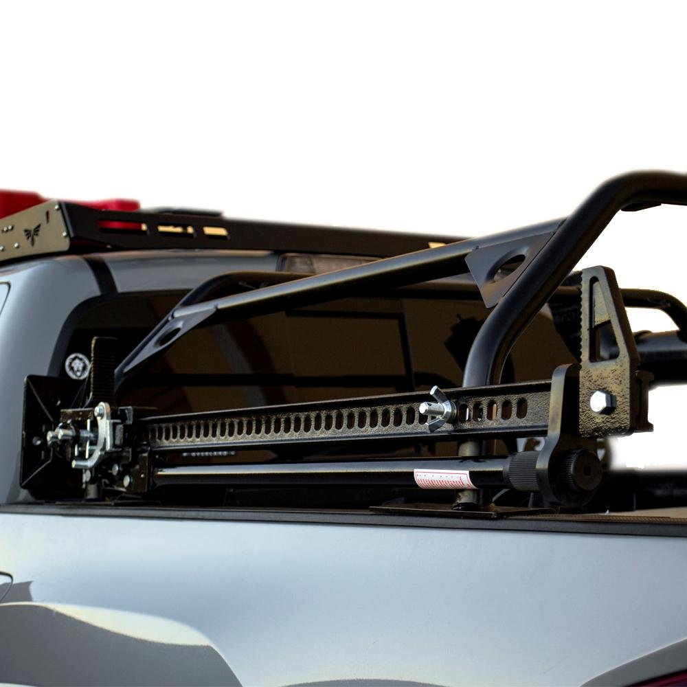 "Tuff Stuff® Roof Top Tent Truck Bed Rack, Adjustable, Powder Coated 40"" - Tuff Stuff 4x4 & Tuff Stuff Overland"