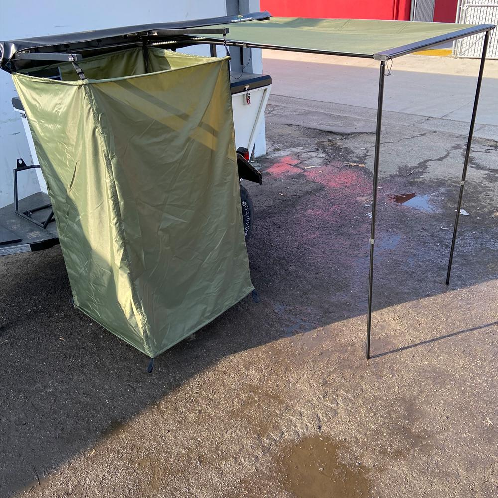 Tuff Stuff® Shower Tent & Awning Combo - Tuff Stuff Overland - Shower Tent
