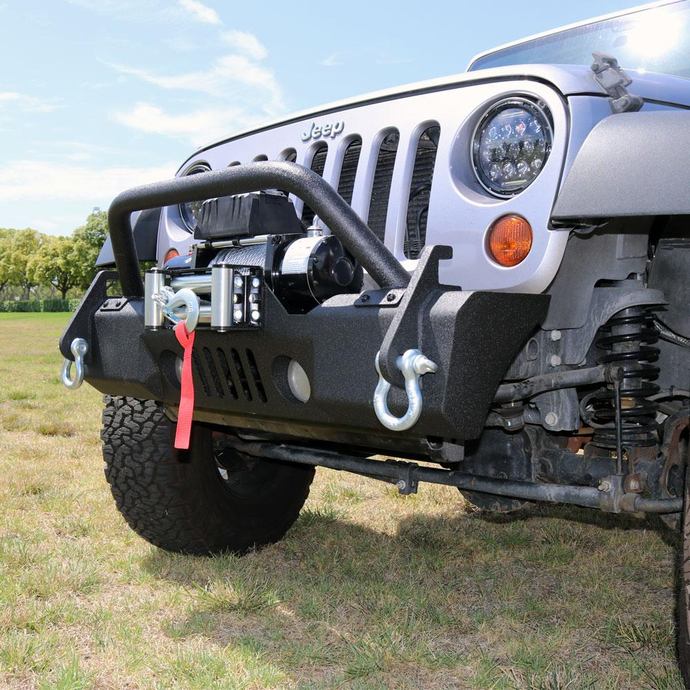 Tuff Stuff® Waterproof Cover for 9,500 & 12,500 lb. Performance Winch - Tuff Stuff 4x4 & Tuff Stuff Overland