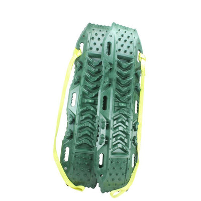 Tuff Stuff® Traction Recovery Tracks for Sand, Mud, Snow W/ Carrying Case & Strap - Tuff Stuff 4x4 & Tuff Stuff Overland
