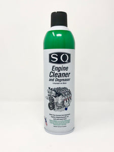 Engine Cleaner and Degreaser 14.5 Oz.|  Box of 12 Units