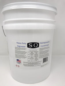 Concentrated Degreaser 5 Gallon Bucket