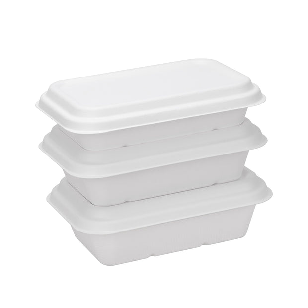 Rectangular Food Container with lid