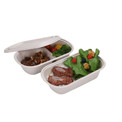 26 oz Food container with lid
