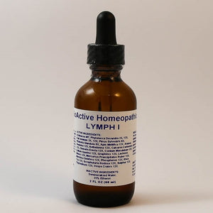 LYMPH TONIC I (2 OZ.)