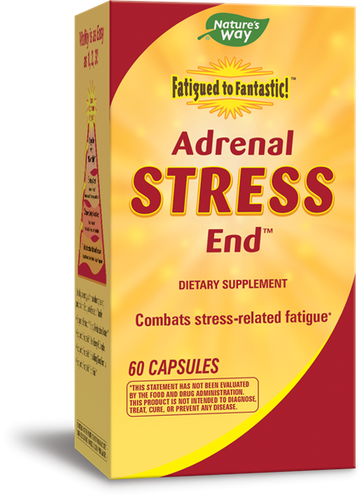 Adrenal Stress End™ (60 Capsules)