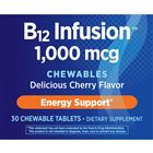 B12 Infusion™ (30 Chewable Tablets)
