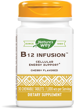 Load image into Gallery viewer, B12 Infusion™ (30 Chewable Tablets)