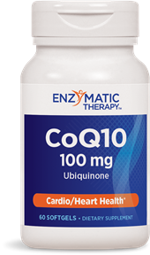 CoQ10 100mg (120 Softgels)