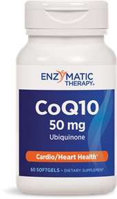 CoQ10 50mg  (60 Softgels)