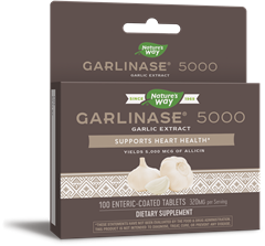 Garlinase® 5000 (100 Tablets)