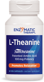 L-Theanine (180 Veg Capsules)
