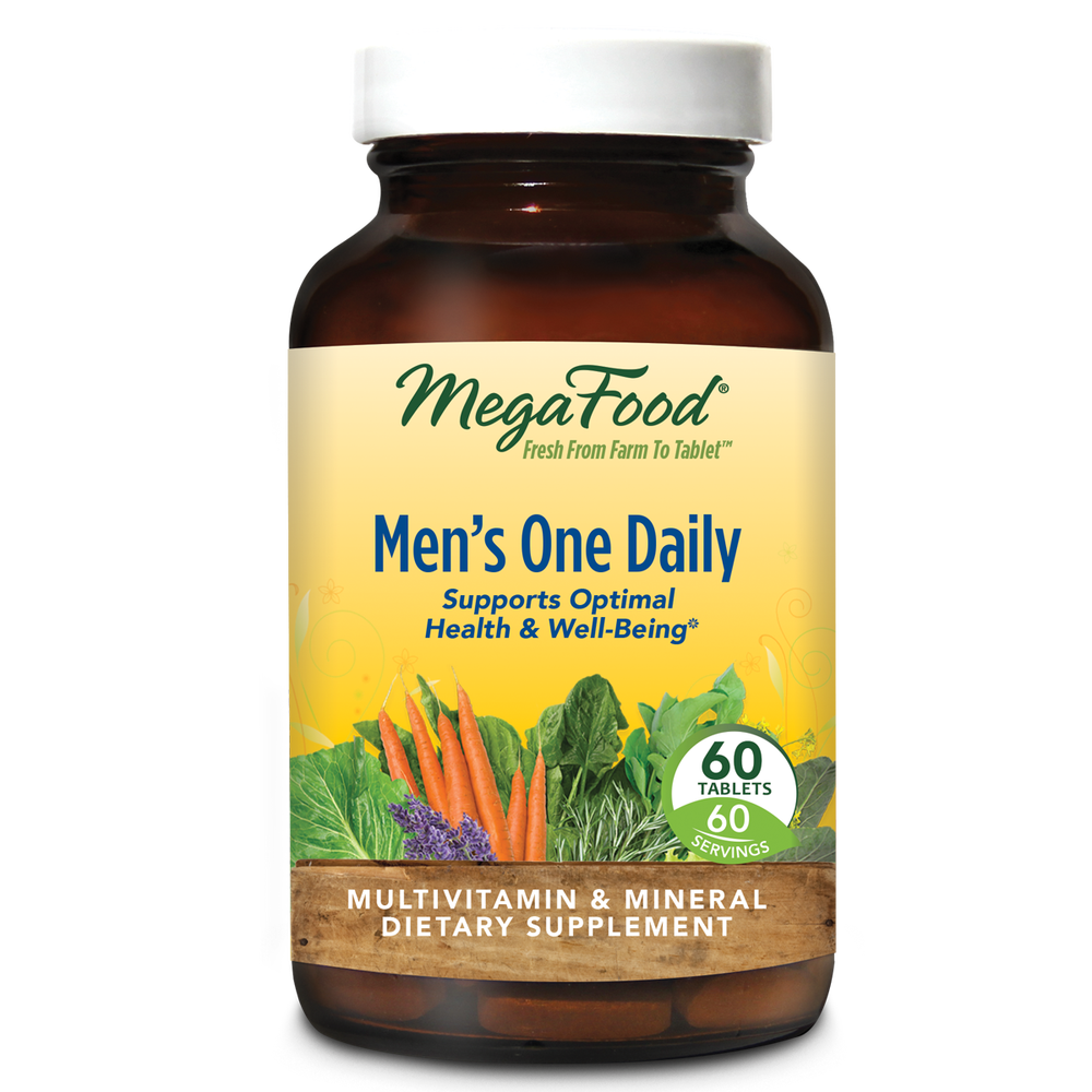 Men's One Daily (60 Tablets)