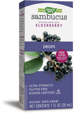 Sambucus Drops™ Ultra Strength (1oz.)