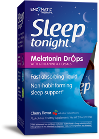 Sleep tonight ™ Melatonin Drops