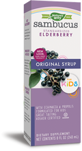 Load image into Gallery viewer, Sambucus for Kids Syrup (8oz.)