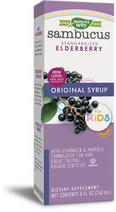 Sambucus for Kids Syrup (8oz.)