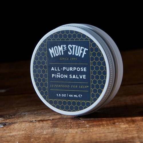 Mom's Stuff Salve - All-Purpose Piñon Salve: Adventure Size