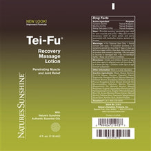 Load image into Gallery viewer, Tei-Fu® Recovery Massage Lotion (4 Oz)