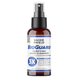 Silver Shield BioGuard™ Purifying Hand Cleanser