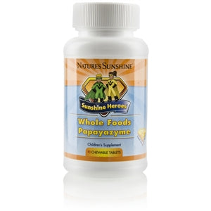 Whole Foods Papayazyme (90 Chewable Tablets)