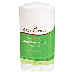AromaGuard Mountain Mint Deodorant 1.5oz.