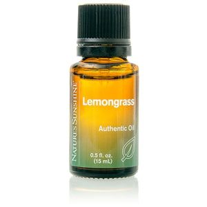 Lemongrass Essential Oil (15 ml)