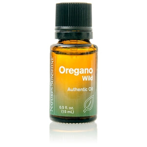 Oregano, Wild Essential Oil (15 ml)