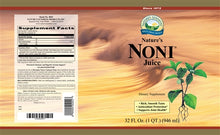 Load image into Gallery viewer, Nature's Noni 32oz.