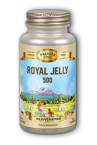 Royal Jelly 500 - 90 Gelcaps