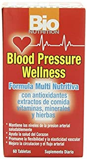 Blood Pressure Wellness - 60 Tablets