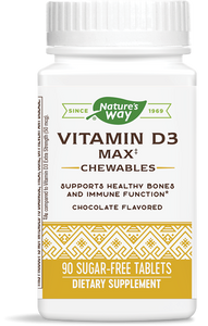 Vitamin D3 5,000 IU Chewables