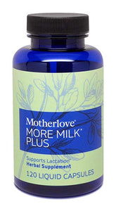 More Milk Plus Capsules (120 Capsules)