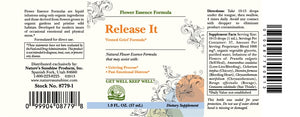 Release It (Vented Grief Formula) (2 Fl Oz)