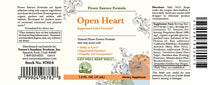 Load image into Gallery viewer, Open Heart (Suppressed Grief Formula) (2 Fl Oz)