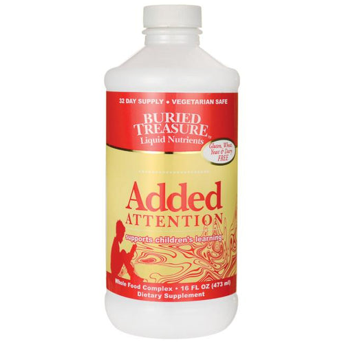 Added Attention for Children -- 16 fl oz