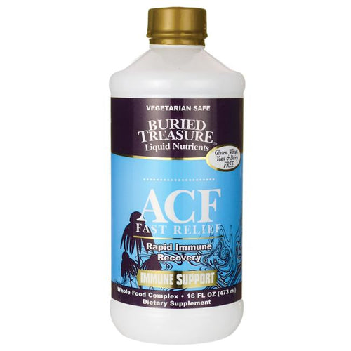 ACF Fast Relief Immune Support -- 16 fl oz