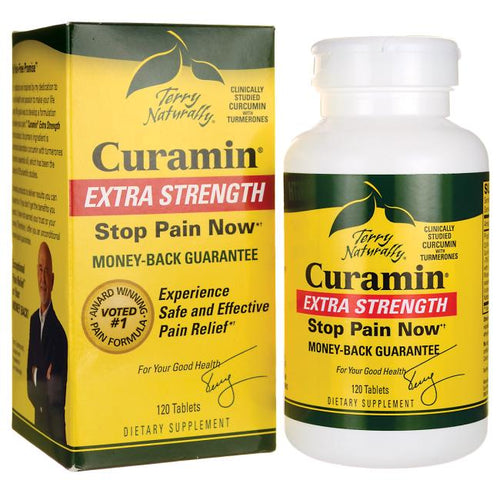 Curamin® Extra Strength (120 Tablets)