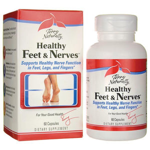 Healthy Feet & Nerves™* (120 Capsules)