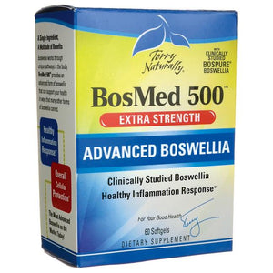 BosMed® 500 EXTRA STRENGTH (60 Softgels)
