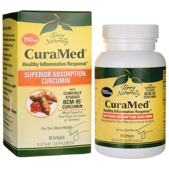 CuraMed® (750 mg) 60 Softgels